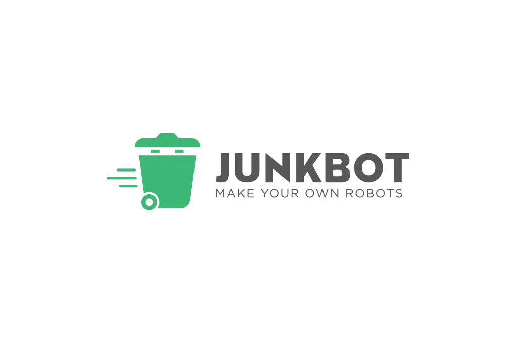 Junktbot: DIY Robot Kit from Dubai For Commercial Sale in
